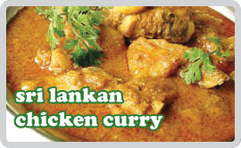 Sri Lankan Chicken Curry - cookeatblog.com